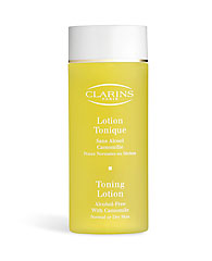 "Clarins -  Toning Lotion ""dry or normal skin"""