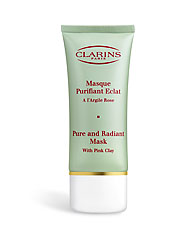 Clarins -  Pure and Radiant Mask