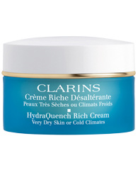 Clarins -  HydraQuench Rich Cream - Very Dry Skin or Cold Climates