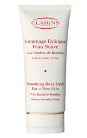 Clarins -  Smoothing Body Scrub For a New Skin