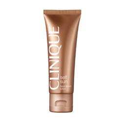 Clinique -  Clinique Self Sun Face Tinted Lotion