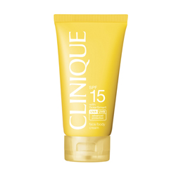 Clinique -   Clinique Sun SPF 15 Face/Body Cream