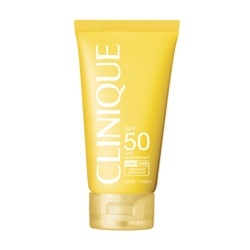 Clinique -  Clinique Sun SPF 50 Body Cream