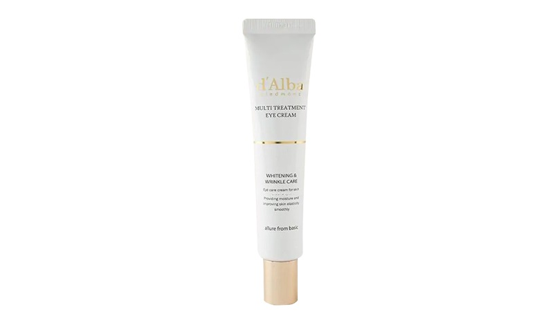 D'Alba -  D'Alba White Truffle Multi Treatment Eye Cream 30ml