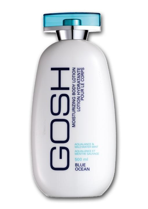 Gosh -  BALSAM DO CIAŁA - MOISTURIZING BODY LOTION CLASSIC 3 - BLUE OCEAN
