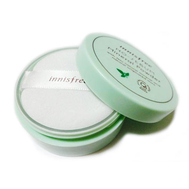 INNISFREE -  Innisfree No Sebum Mineral Powder 5g