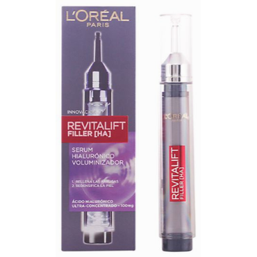 L'Oreal -  L'Oréal Paris Revitalift Filler + Hyaluronic Acid Replumping Serum