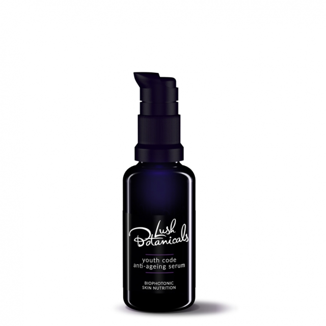 Lush Botanicals -  SERUM ANTI–AGEING / YOUTH CODE