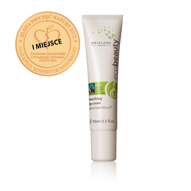 Oriflame -  Oriflame Ecobeauty Smoothing Eye Cream