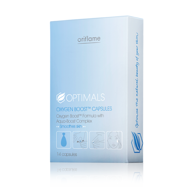 Oriflame -  Optimals Oxygen Boost™ Capsules