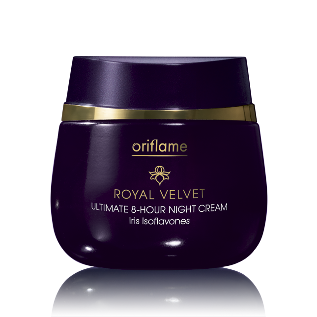 Oriflame -  Krem na noc Royal Velvet Ultimate