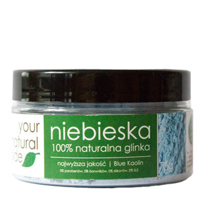 YOUR NATURAL SIDE -  Glinka Niebieska Kaolin